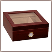 The Huntley 50 Cigar Humidor