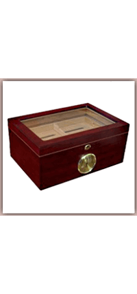 The Chancery 100 Cigar Humidor