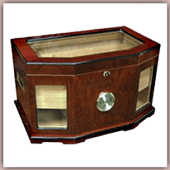 The Haverford 300 Cigar Humidor